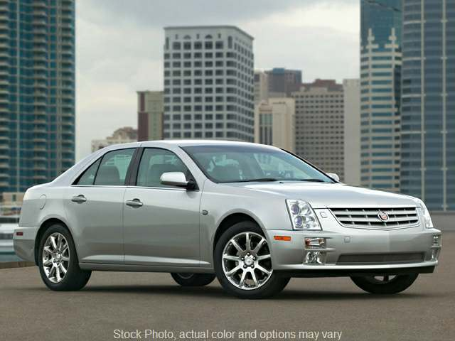 Used 2007  Cadillac STS 4d Sedan RWD V6 at Good Wheels near Ellwood City, PA