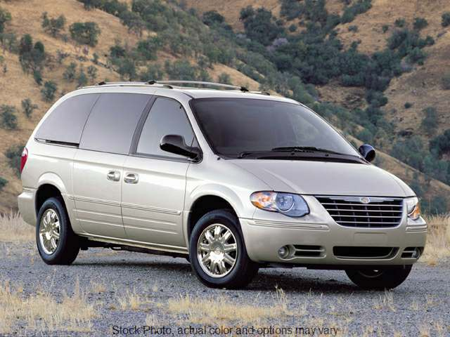2007 Chrysler Town & Country 4d Wagon LX at My Car Auto Sales near Lakewood, NJ