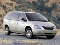 Used 2005  Chrysler Town & Country 4d Wagon LX at Camacho Mitsubishi near Palmdale, CA