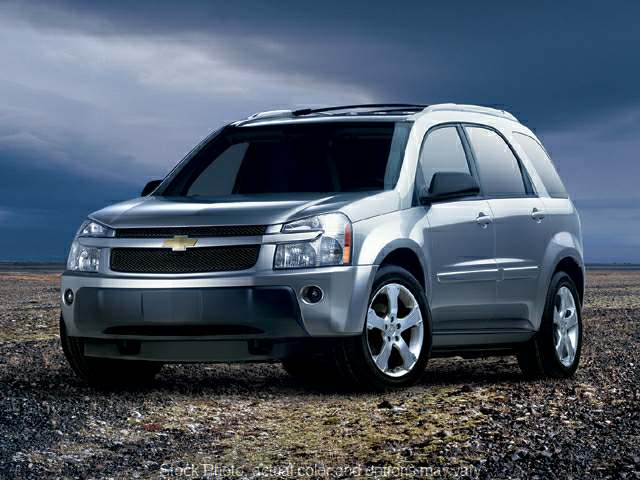 Used 2005  Chevrolet Equinox 4d SUV AWD LT at Springfield Select Autos near Springfield, IL