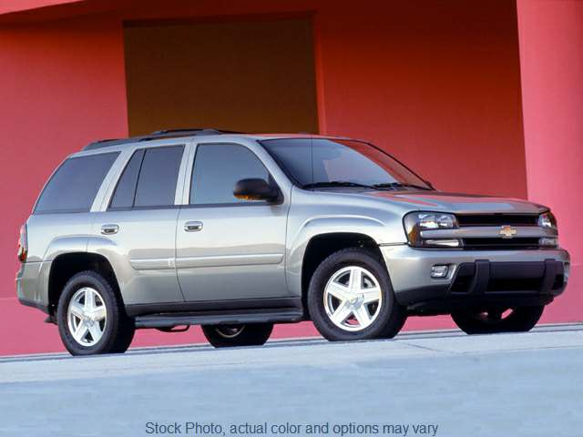 Used 2007  Chevrolet Trailblazer 4d SUV 4WD LS at Shook Auto Sales near New Philadelphia, OH