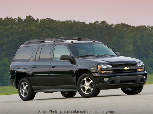 Used 2006  Chevrolet Trailblazer EXT 4d SUV 4WD LS at Shook Auto Sales near New Philadelphia, OH