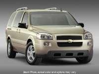 Used 2007  Chevrolet Uplander 4d Ext Wagon LT-1 at Bobb Suzuki near Columbus, OH