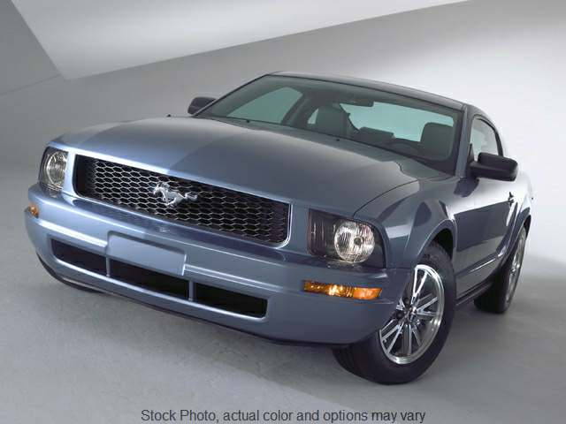 Used 2005 Ford Mustang 2d Coupe Deluxe at Action Auto - Columbus near Columbus, MS