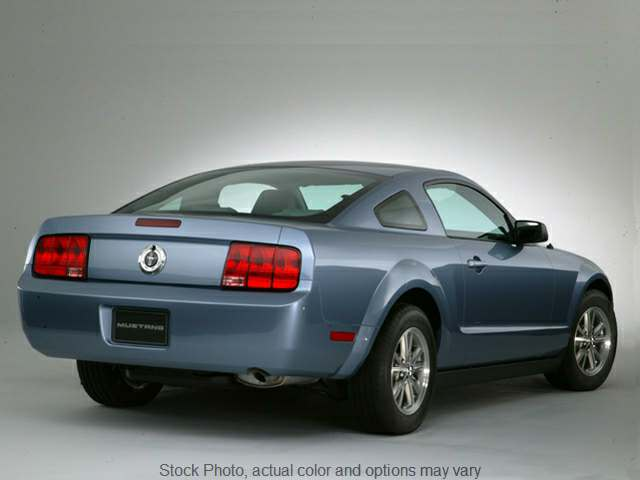 Used 2007  Ford Mustang 2d Coupe Deluxe at Good Wheels near Ellwood City, PA