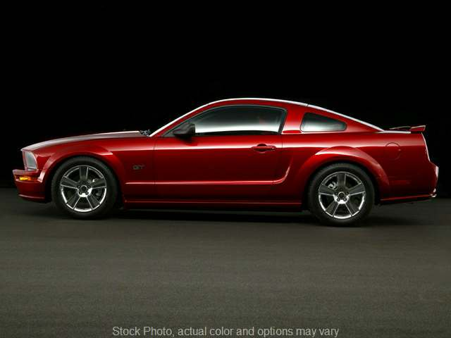 Used 2007  Ford Mustang 2d Coupe GT Deluxe at Frank Leta Automotive Outlet near Bridgeton, MO