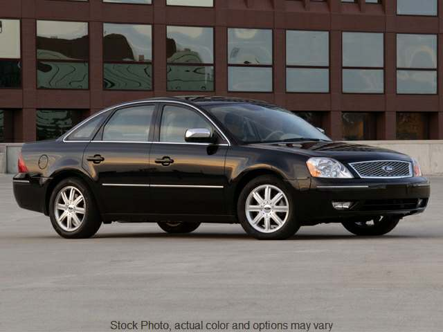Used 2007  Ford Five Hundred 4d Sedan SEL at Action Auto Group near Oxford, MS