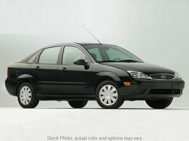 Used 2005  Ford Focus 4d Sedan ZX4 SE at Credit Now Auto Inc near Huntsville, AL