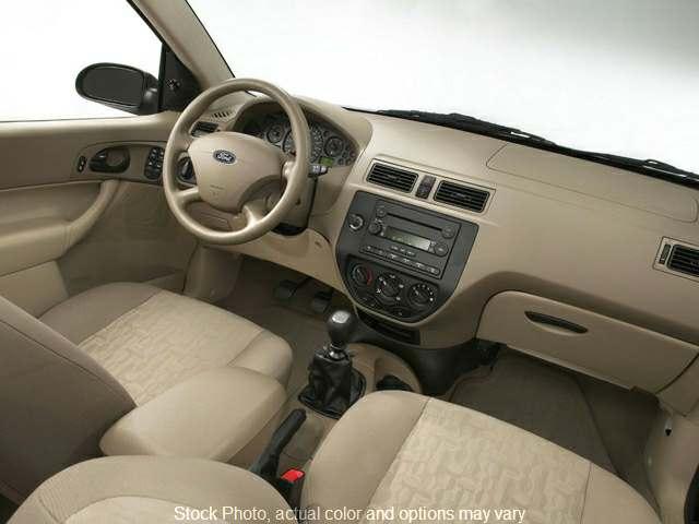 Used 2007  Ford Focus 4d Sedan ZX4 S at Bradley Auto Finance near Hudson, NH