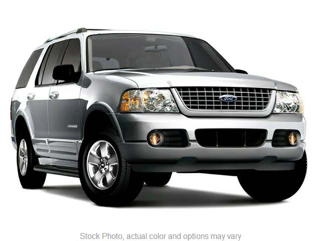 2005 Ford Explorer 4d SUV 4WD Eddie Bauer V6 at Springfield Select Autos near Springfield, IL