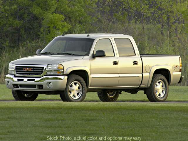 Used 2006  GMC Sierra 1500 2WD Crew Cab SL at Edd Kirby's Adventure Mitsubishi near Chattanooga, TN