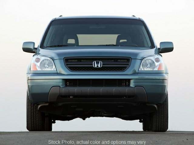 Used 2005  Honda Pilot 4d SUV 4WD EX-L w/DVD at VA Cars West Broad, Inc. near Henrico, VA
