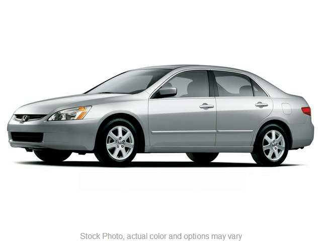 2005 Honda Accord Sedan 4d EX-L V6 at Camacho Mitsubishi near Palmdale, CA