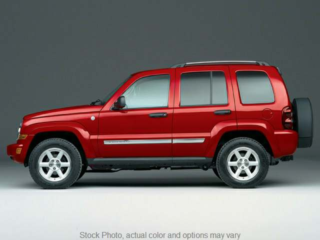 2007 Jeep Liberty 4d SUV 4WD Sport at Bradley Auto Finance near Hudson, NH