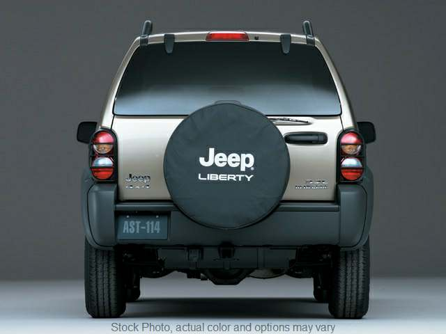 Used 2006  Jeep Liberty 4d SUV 4WD Sport at Good Wheels near Ellwood City, PA