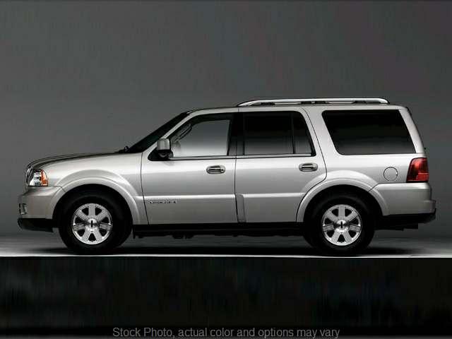 Used 2005  Lincoln Navigator 4d SUV RWD at VA Cars Inc. near Richmond, VA