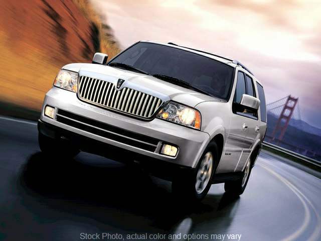 Used 2005  Lincoln Navigator 4d SUV RWD at VA Cars West Broad, Inc. near Henrico, VA