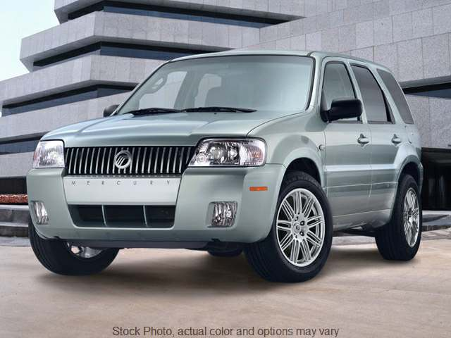 2007 Mercury Mariner 4d SUV 4WD Premier at Car Solutions 4 U near Rogers, AR