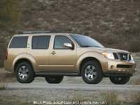 Used 2005 Nissan Pathfinder 4d SUV RWD SE Off-Road at Oxendale Auto Center near Prescott Valley, AZ