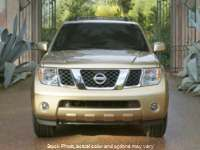 Used 2005  Nissan Pathfinder 4d SUV RWD SE Off-Road at Oxendale Auto Outlet near Winslow, AZ