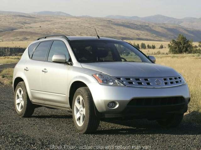 Used 2005  Nissan Murano 4d SUV FWD SL at Credit Now Auto Inc near Huntsville, AL