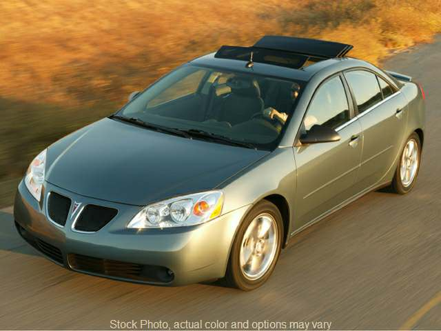 Used 2006  Pontiac G6 4d Sedan at City Wide Auto Credit near Oregon, OH