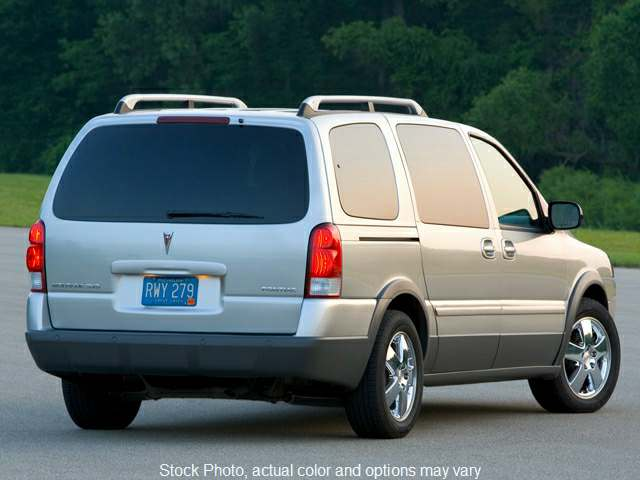 Used 2006  Pontiac Montana SV6 4d Wagon FWD at Mike Burkart Ford near Plymouth, WI