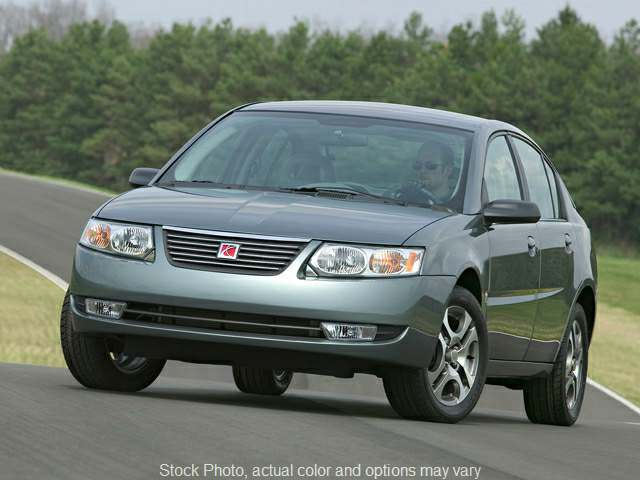 2005 Saturn Ion 4d Sedan 3 at Bobb Suzuki near Columbus, OH