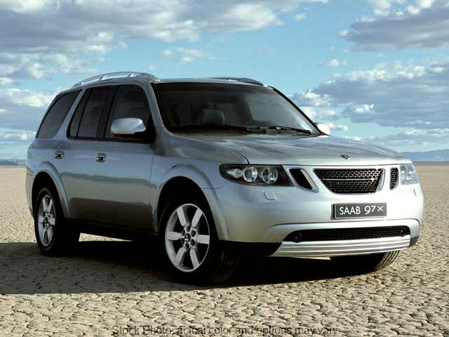 2007 Saab 9-7X Series 4d SUV AWD 5.3i at Springfield Select Autos near Springfield, IL