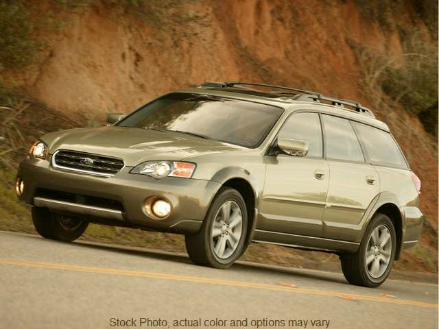 2006 Subaru Outback 5d Wagon i Auto at Good Wheels near Ellwood City, PA