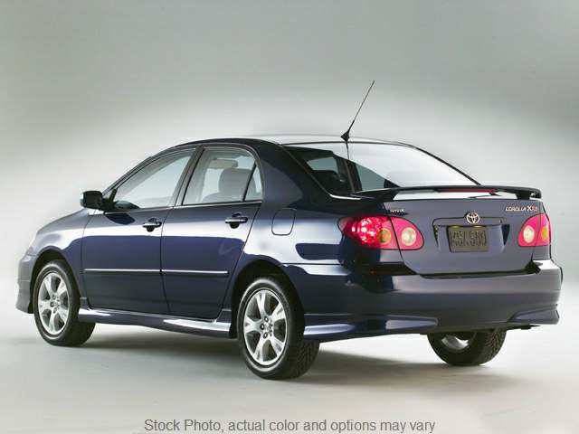 Used 2007  Toyota Corolla 4d Sedan CE Auto at My Car Auto Sales near Lakewood, NJ