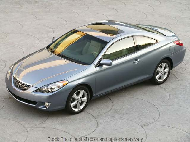 Used 2005  Toyota Solara 2d Coupe SE at Good Wheels near Ellwood City, PA