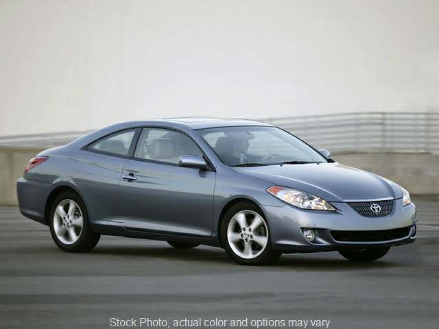 Used 2007  Toyota Solara 2d Coupe SE Auto at Action Auto Group near Oxford, MS