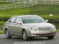 Used 2007  Toyota Avalon 4d Sedan Limited at Pekin Auto Loan near Pekin, IL