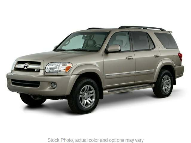 Used 2007  Toyota Sequoia 4d SUV RWD Limited at Bill Fitts Auto Sales near Little Rock, AR
