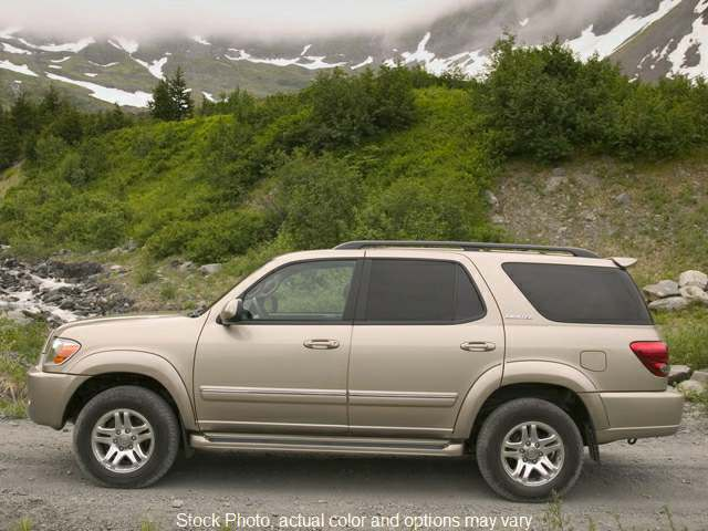 Used 2005  Toyota Sequoia 4d SUV RWD SR5 at Action Auto Group near Oxford, MS