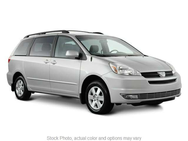 Used 2005  Toyota Sienna 4d Wagon LE at Naples Auto Sales near Vernal, UT