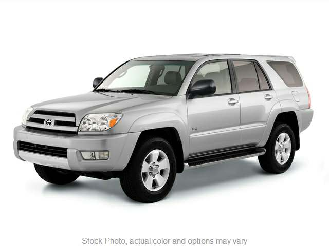 Used 2005  Toyota 4Runner 4d SUV 4WD SR5 (V6) at You Sell Auto near Lakewood, CO