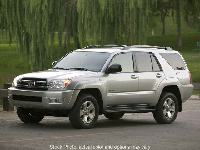 Used 2005  Toyota 4Runner 4d SUV 4WD SR5 (V8) at Shook Auto Sales near New Philadelphia, OH