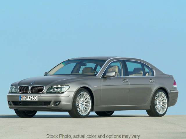 Used 2006 BMW 7 Series 4d Sedan 750Li at Get Approved Quad Cities near East Moline, IL
