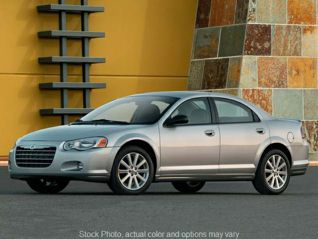 2007 Chrysler Sebring 4d Sedan 2.7L at Tacoma Car Credit near Tacoma, WA