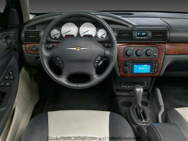 Used 2007  Chrysler Sebring 4d Sedan Touring at Edd Kirby's Adventure near Dalton, GA