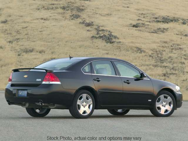 2007 Chevrolet Impala 4d Sedan LTZ at Good Wheels near Ellwood City, PA