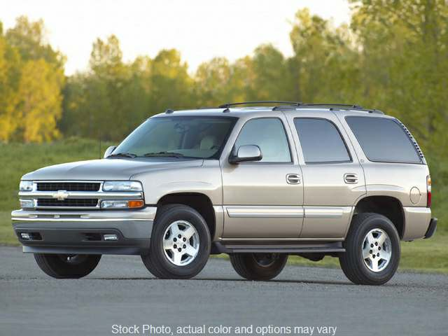 2006 Chevrolet Tahoe 4d SUV RWD LS at Edd Kirby's Adventure near Dalton, GA
