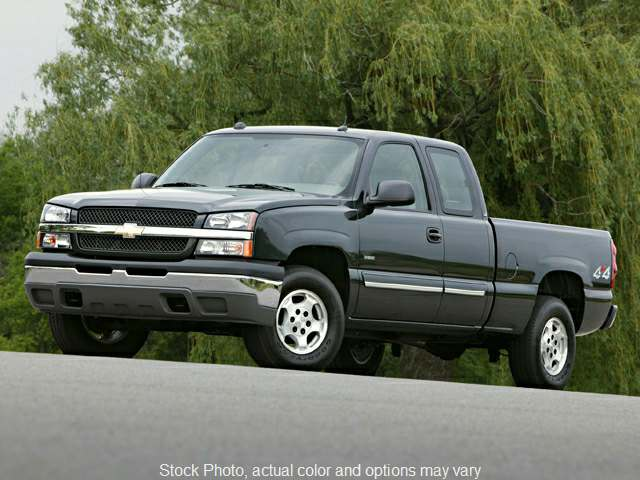 Used 2006 Chevrolet Silverado 1500 2WD Ext Cab LS at Solutions Auto Group near Chickasha, OK