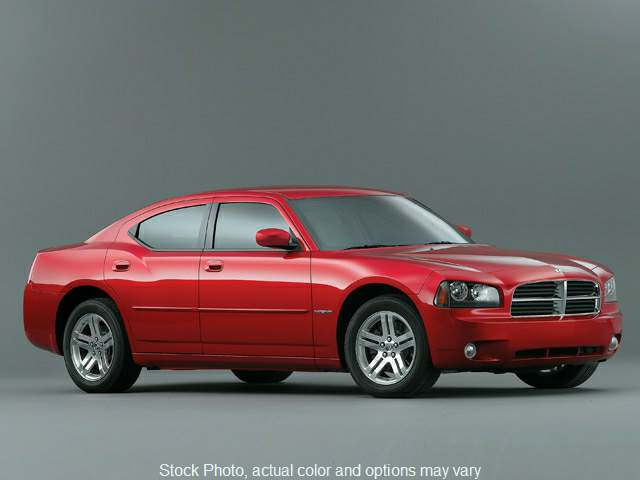 2008 Dodge Charger 4d Sedan 2.7L at VA Cars of Tri-Cities near Hopewell, VA