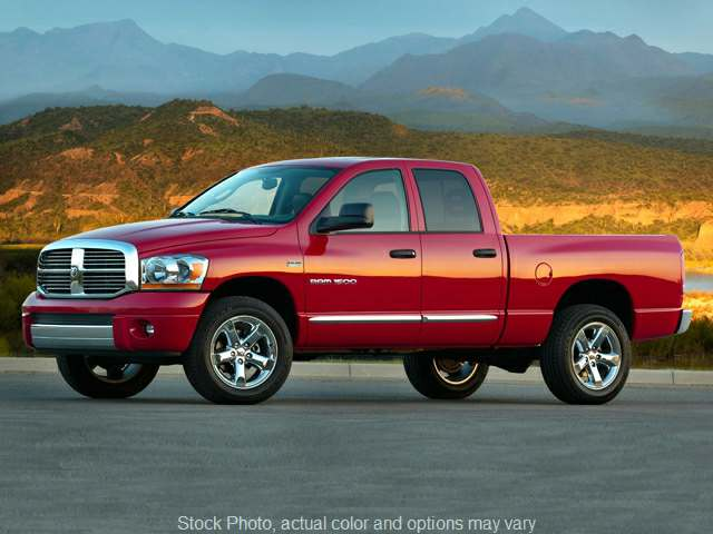 2006 Dodge Ram 1500 4WD Quad Cab SLT TRX4 at Good Wheels near Ellwood City, PA