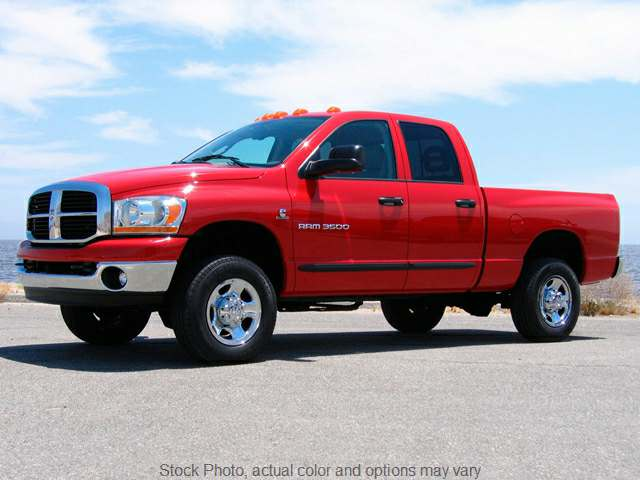 Used 2007 Dodge Ram 3500 4WD Quad Cab SLT DRW Diesel at Premier Car & Truck near St. George, UT