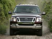 Used 2007  Ford Explorer 4d SUV 4WD XLT V6 at Mike Burkart Ford near Plymouth, WI