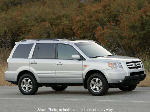Used 2006 Honda Pilot 4d SUV FWD EX-L w/DVD at Solutions Auto Group near Chickasha, OK
